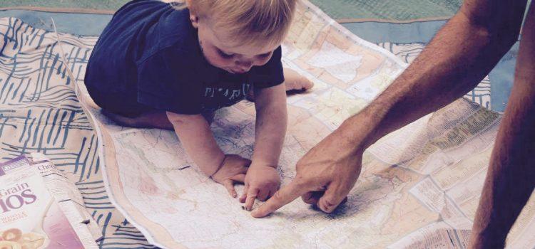 Comment voyager avec un enfant en bas âge ?