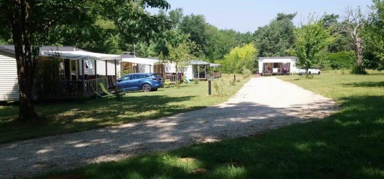Réservez un séjour VACAF au camping La Fage