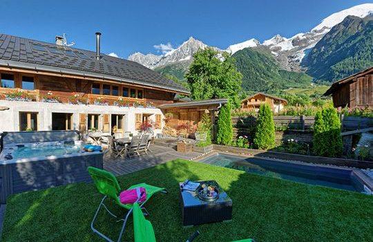 BARNES Mont-Blanc : Profitez d'un service de locations de vacances de luxe à Chamonix !