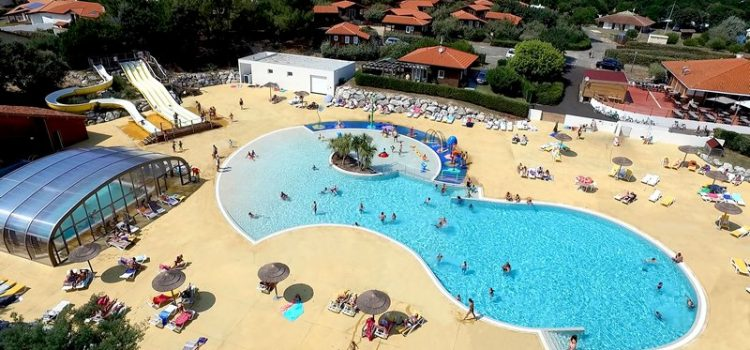 Camping Mimizan Plage : profitez d'un parc aquatique XXL